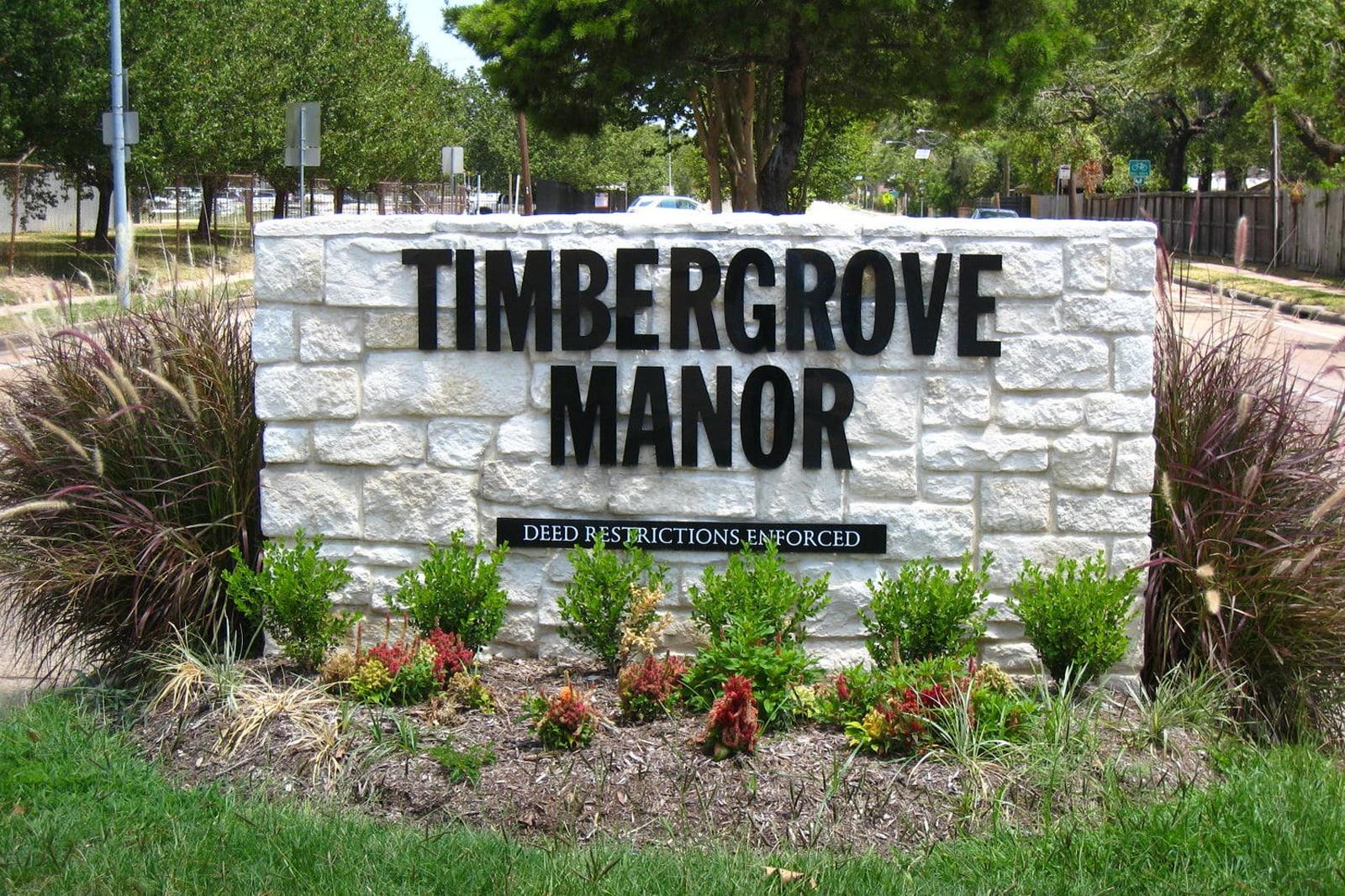 Timbergrove/Lazybrook